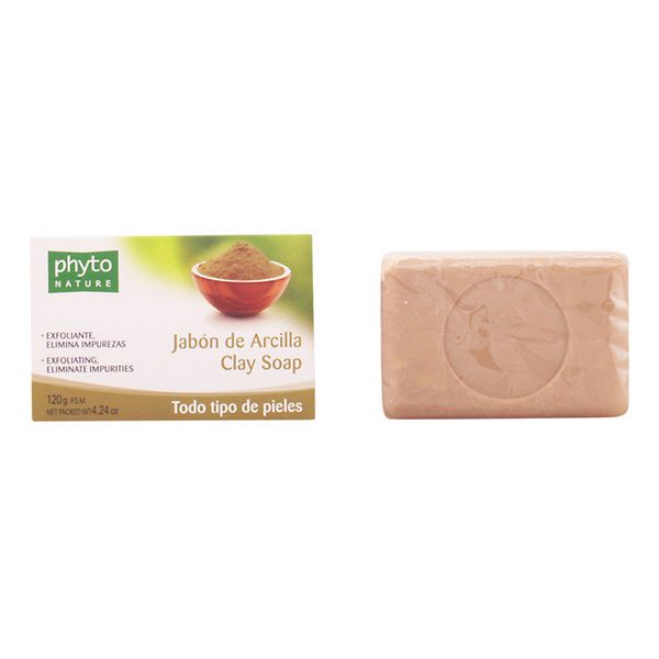Clay Soap Bar Phyto Nature Luxana (120 G)
