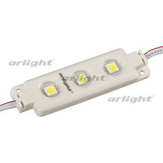 020618 module sealed arl-lm5050-3l-12v green Arlight package 100 pcs