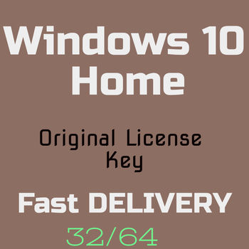 Microsoft Windows 10 Home Edition online license key professional activation personal key upgrade system WIN Pro change on Home недорого