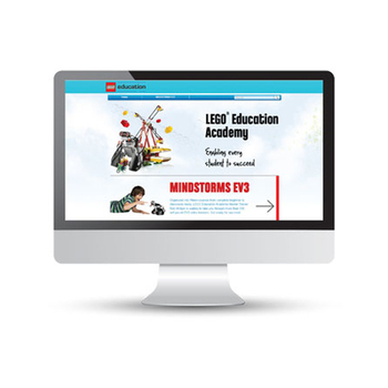 Online course: First steps with EV3. Electronic edition