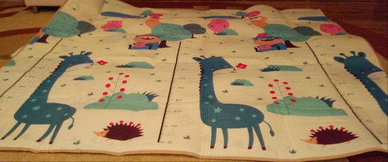 Foldable Baby Play Mat photo review