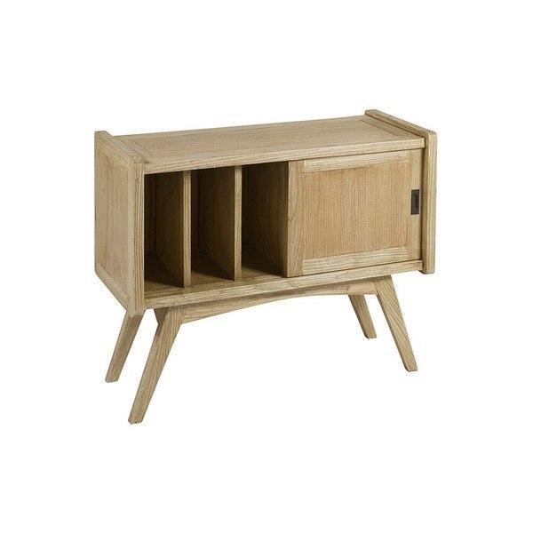 Occasional Furniture Mindi Wood Plywood (90 X 38 X 75 Cm)