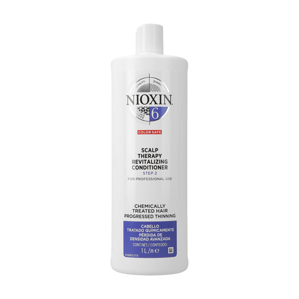 Repairing Conditioner System 6 Scalp Therapy Nioxin (1 L)