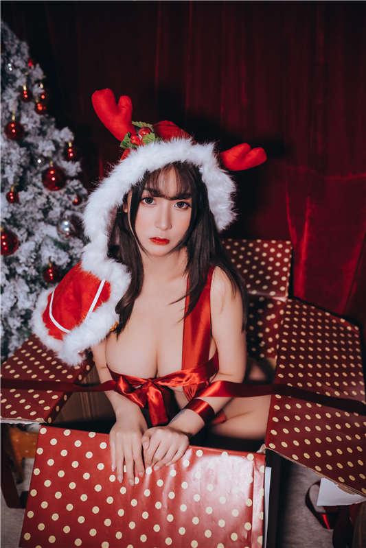 猫九酱 - 圣诞套[47P+1V/472MB]