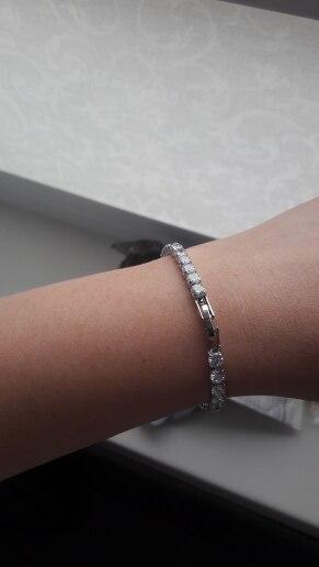 צמיד טניס יהלומים לאישה דגם 938 photo review