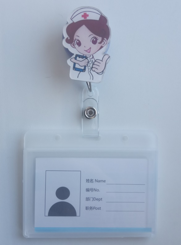 Retractable Badge Card Holder photo review