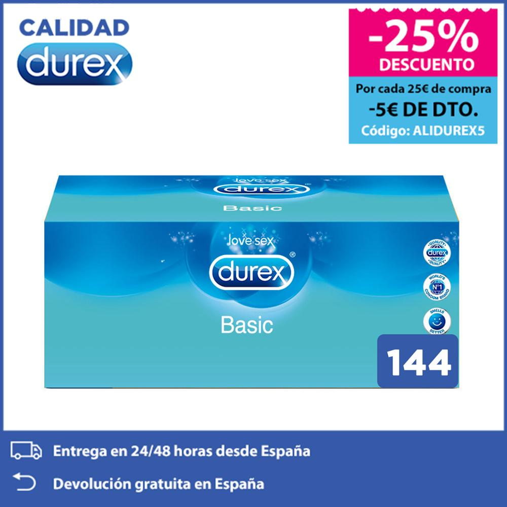 Durex Ultra Thin Comdoms-144 Condoms