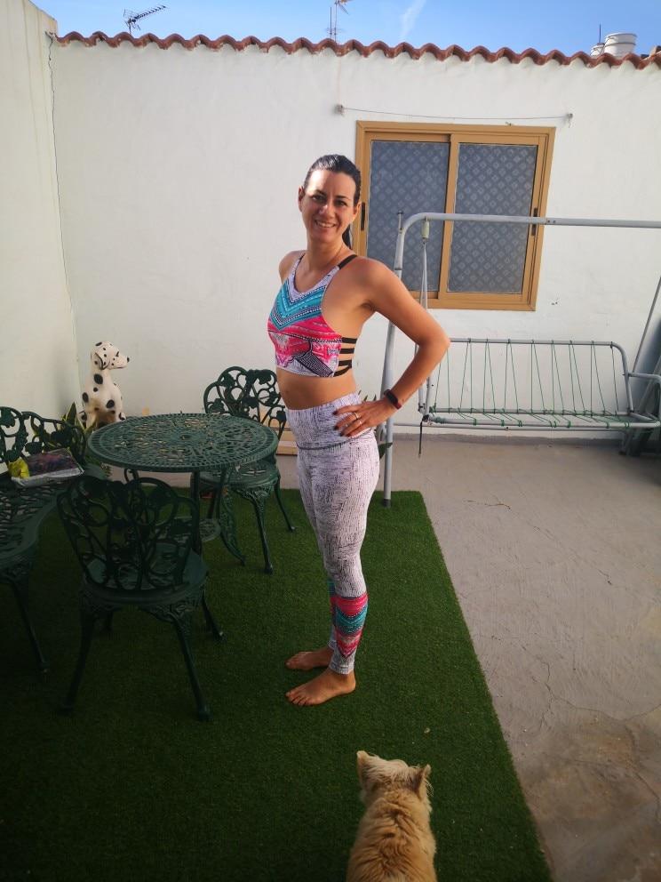 -- sportswear mulheres calças