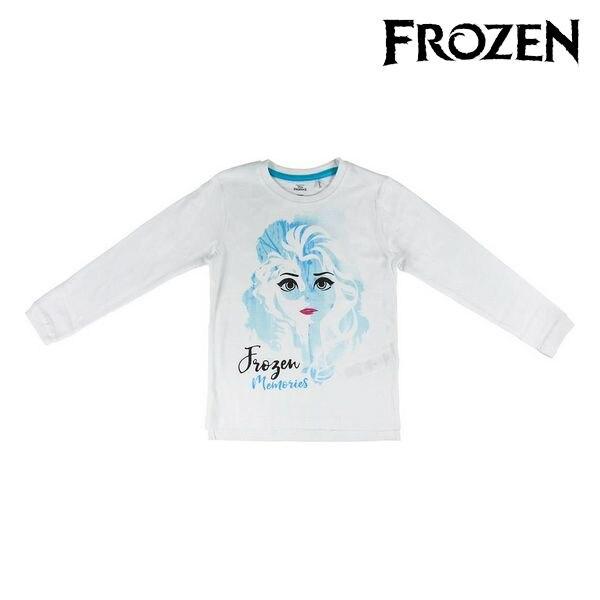 Children's Long Sleeve T-shirt Frozen 74159 White