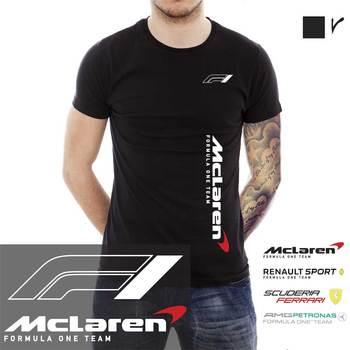 Camiseta Formula 1, Scuderia Mclaren, Renault, Ferrari, Alonso, Hamilton, vettel, Mercedes, Michael...