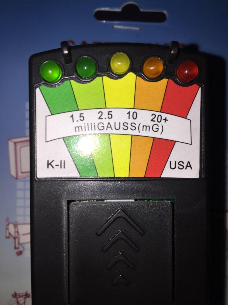 Detectores de radiação eletromagnética Aventuras Aventuras Medidor