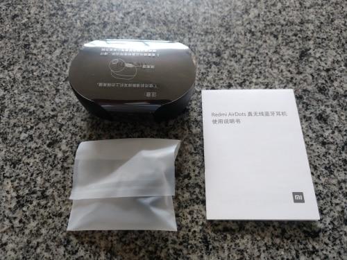 Xiaomi Redmi Airdots Black Bluetooth Earphones Youth Mi True Wireless Headphones Bluetooth 5.0 TWS Air Dots Headset|Bluetooth Earphones & Headphones| |  - AliExpress