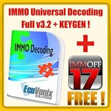 2020 melhor vendedor ecuvonix 3.2 immo universal decodificação v3.2 remover immo fora + keygen ilimitado crack + configuração de vídeo EcuVonix 3.2 IMMO Universal Decoding