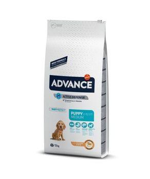 ADVANCE PUPPY PROTECT MEDIUM CHICKEN & RICE 12 KG