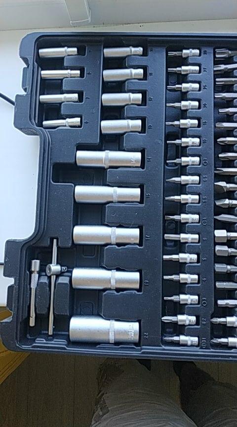 Automotive tool set workpro 108 PCs car repair tool key set screwdriver auto head tool W003057AE|Hand Tool Sets|   - AliExpress