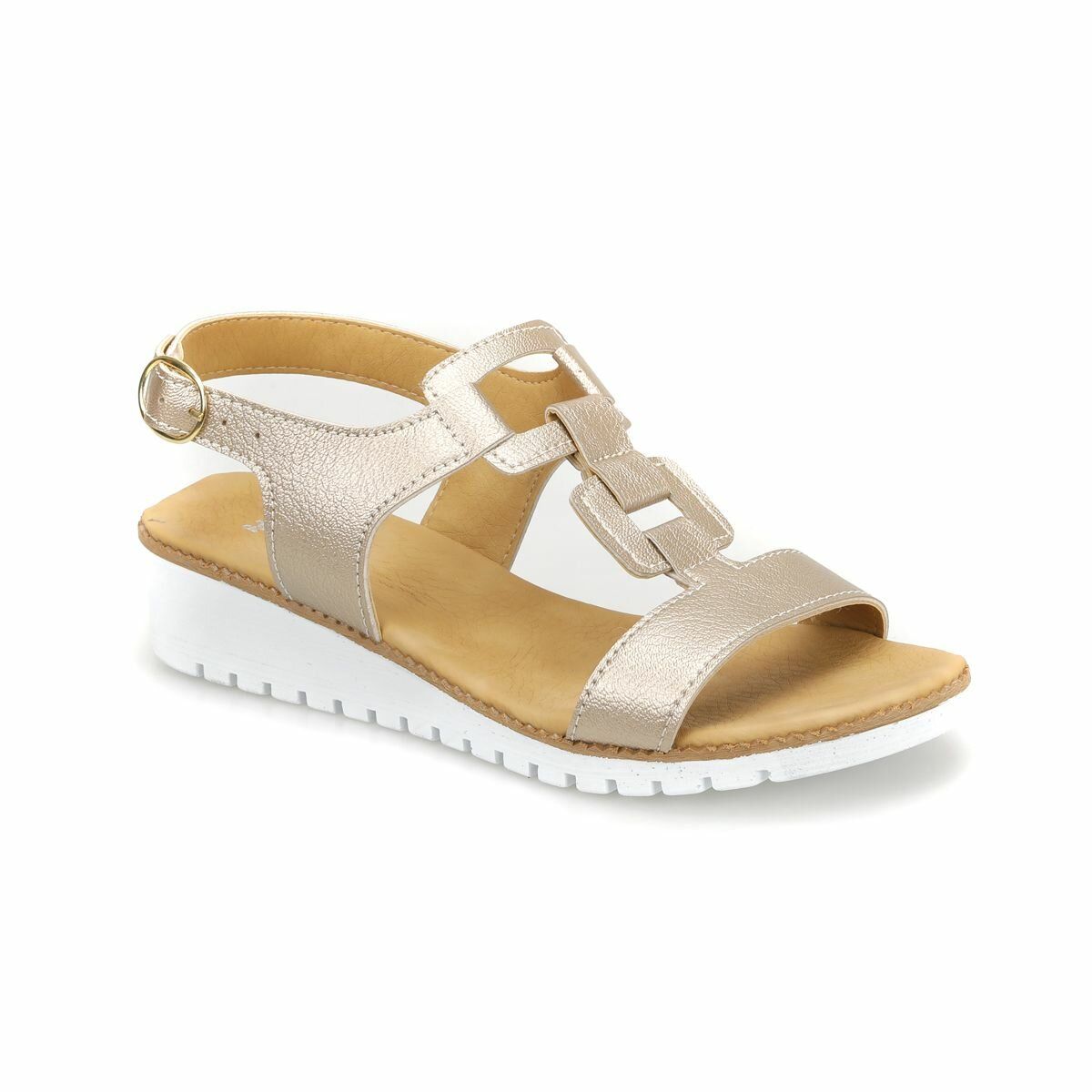 FLO 81.157376.Z Gold Women Basic Comfort Polaris