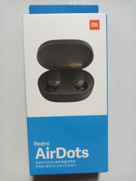 Instock Xiaomi Redmi Airdots Xiaomi Wireless earphone Voice control Bluetooth 5.0 Noise reduction Tap Control|Bluetooth Earphones & Headphones| |  - AliExpress