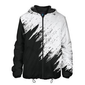Мужская куртка 3D Краска и ничего лишнего!