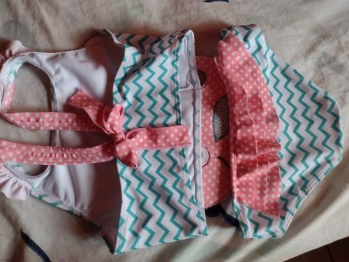 Toddler Infant Baby Girls Swimwear Watermelon Swimsuit Swimming Beach Bathing Bikini Cute Summer One-piece Swimming Costume photo review