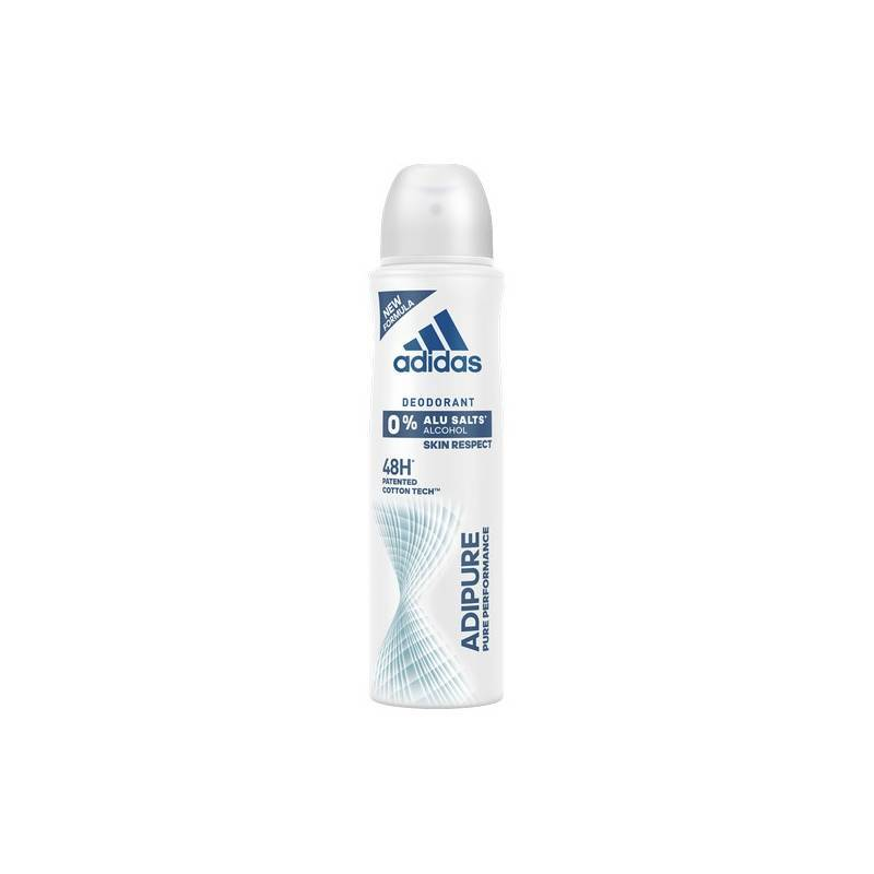 Deodorant Spray Woman Adipure Adidas (150 Ml)
