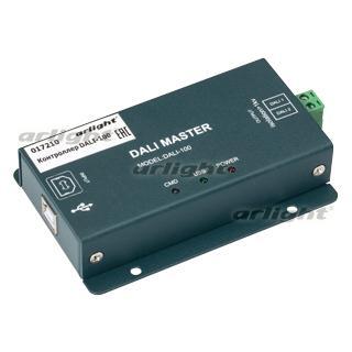 017210 Controller DALI 100 Box-1 Pcs ARLIGHT-Управление Light/DALI/Master Controllers ^ 80