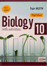 Grado 10 de biología libre de tasa de Akçetin (turco)