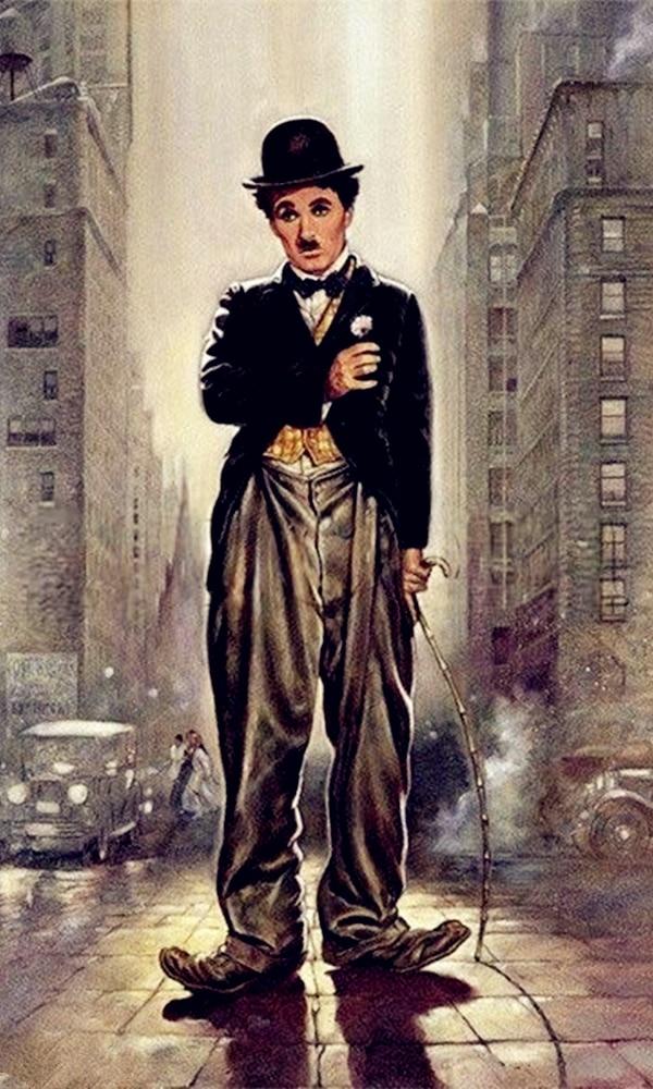 《卓别林》封面图片