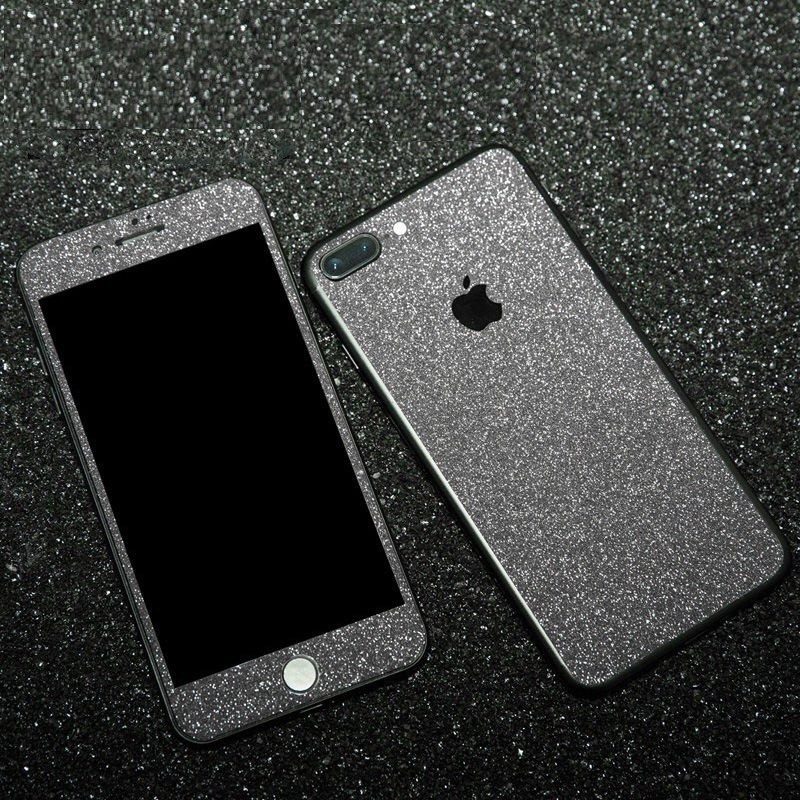 Luxury shiny color Frontand back film for iphoneX XS XR 11 Pro max 8 7 6 plus shiny Protective film Scratch for apple Proof film(China)