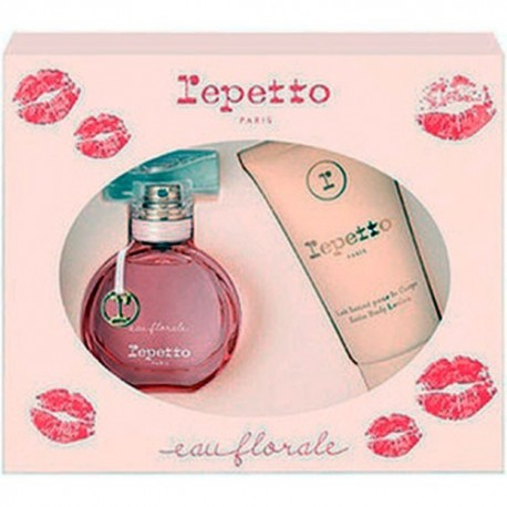 EAU REPETTO FLORALE EDT 50ML 20ML + BODY MILK
