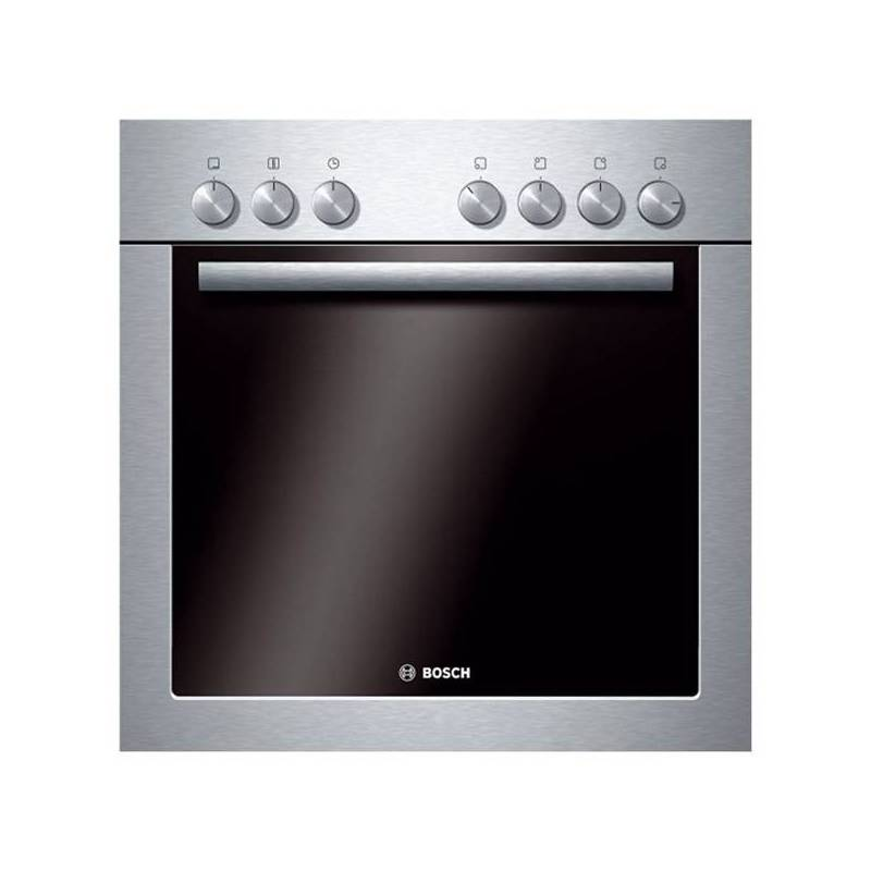 Multifunction Oven BOSCH HEV41R350 9380W Stainless Steel