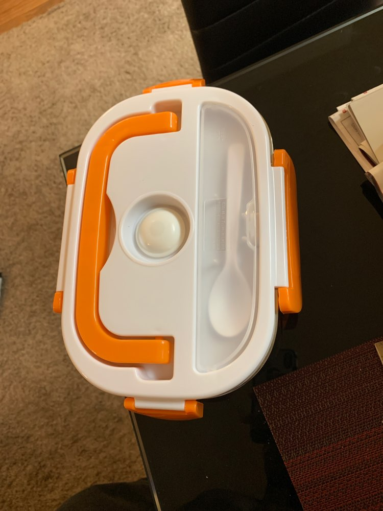 Electric Food Storage Lunch Box photo review