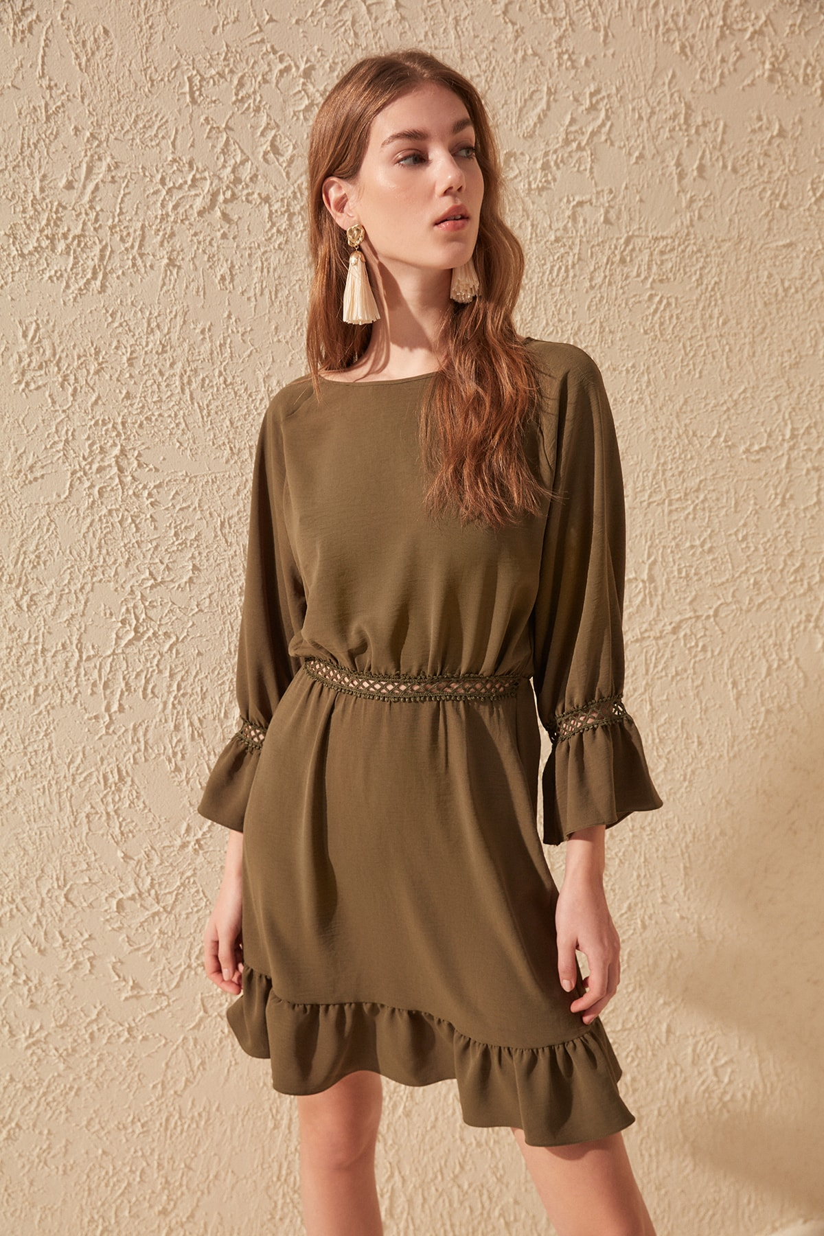 Trendyol Basic Dress TWOSS20EL1340