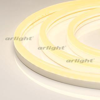 021155 Flexible Neon ARL-CF2835-Classic-220V Warm White (26x15mm) Катушка-50. ARLIGHT-Светодиодный Decor/Flexible Neon [A ^ 65