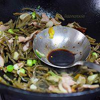干豆角小炒肉的做法图解6