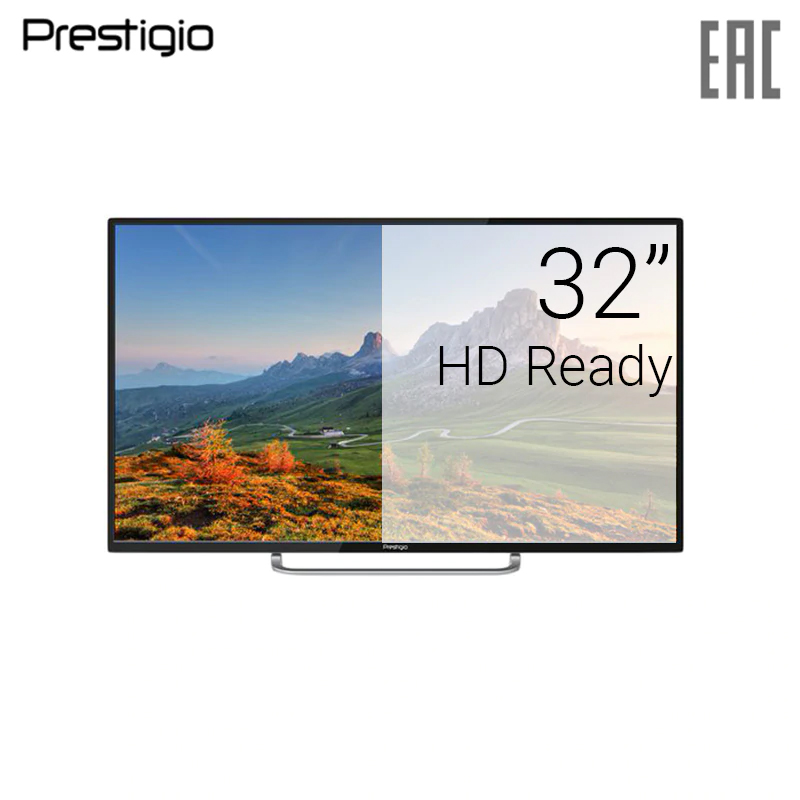 TV 32 Prestigio PTV32DN01Z_BK_CIS HD 3239inchTV dvb dvb-t dvb-t2 digital tv 32 polarline 32pl52tc hd 3239inchtv dvb dvb t dvb t2 digital
