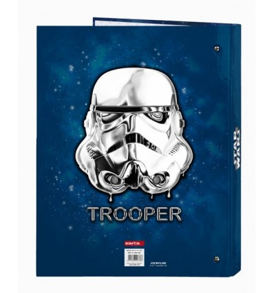 FOLDER FOLIO 4 ANIMIXTAS STAR WARS