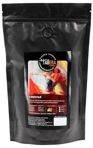 Свежеобжаренный Taber Sevilla coffee in beans, 1 kg