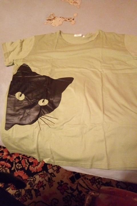 Black T Shirt Women photo review