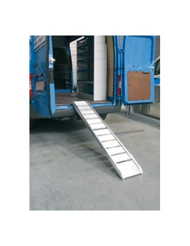 METALWORKS 754751810 RAMP ALUMINUM VAP1810-2.000x250mm 200kg