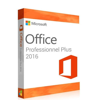 Microsoft Office 2016 Pro Plus, All Languages, 32/64 Bits - product key