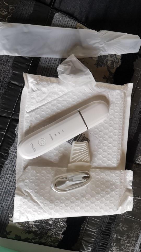 Épurateur de peau faciale ultrasonique Kineo™ ANLAN801