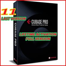 Stoneberg - Cubase Pro 11 licencia à vie logiciel de Windows de entrega rápido