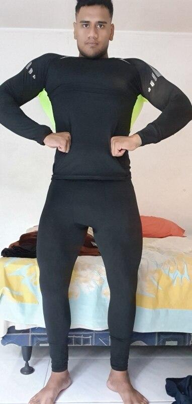 Kits corrida Sportswear Fitness Roupas