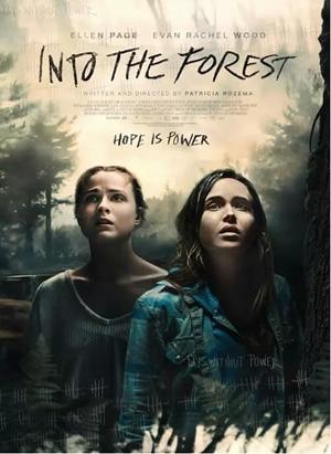 森林深處 海報