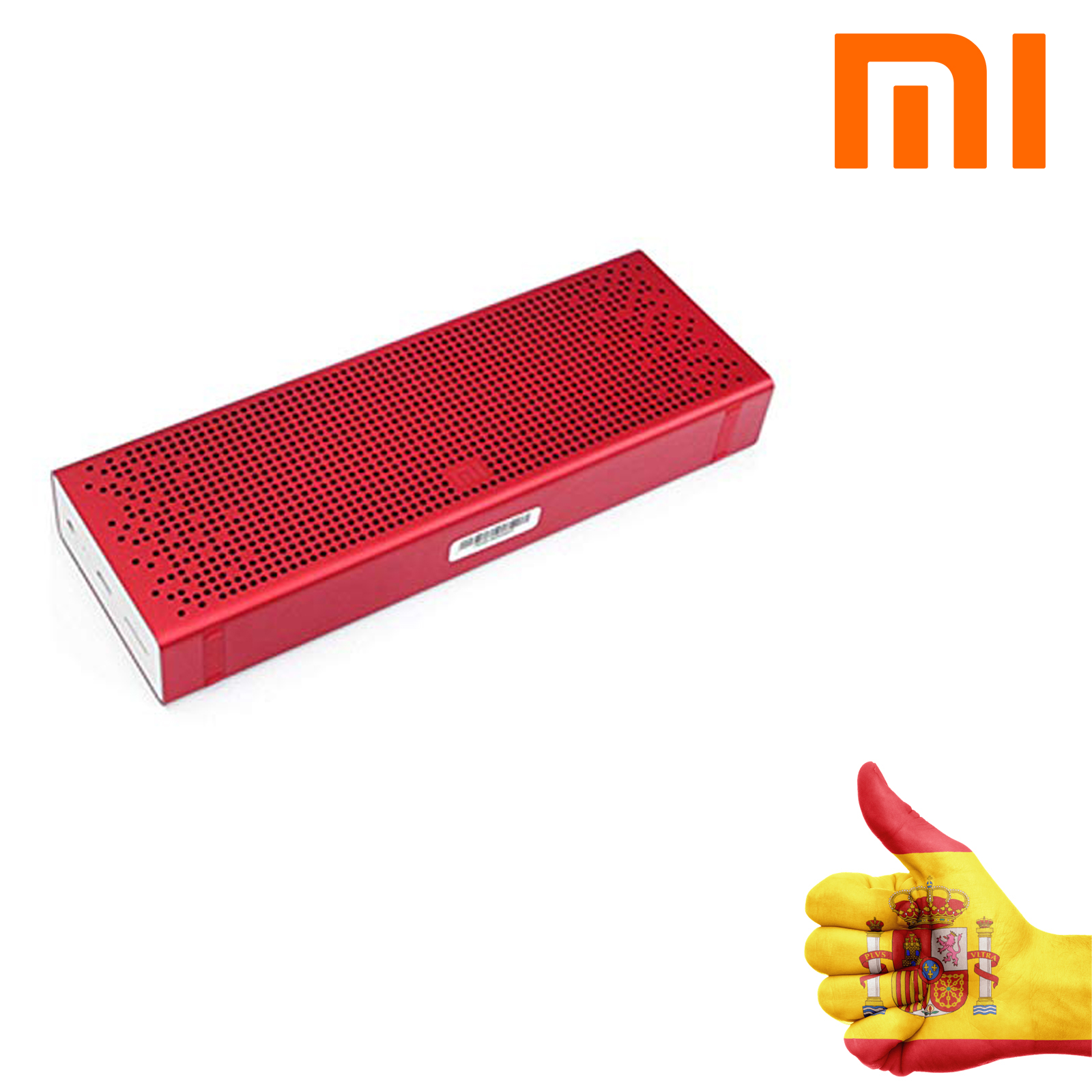 Original-XIAOMI-mein bluetooth wireless lautsprecher stereo HiFi system Tragbare MP3 reproducer Audio IOS ANDROID