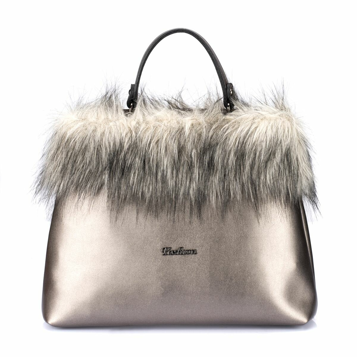 FLO PC18AW001 Silver Women Sleeve Bag BUTIGO