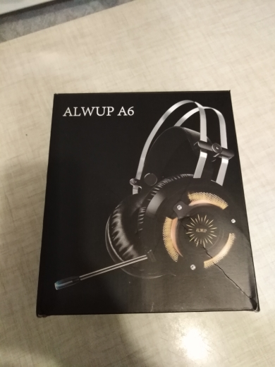 ALWUP A6 Gaming Headphones for Computer PC Games Wired Earphone Led HD Bass USB Gaming Headset for PS4 Xbox one with microphone|headphone for computer|usb headphonesheadphone headphone - AliExpress