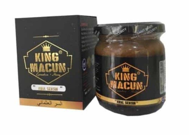 King Macun (Aphrodisiac – Mesir Maccun Horny Goat Weed Honeymix)