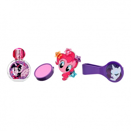 MY LITTLE PONY MY LITTLE PONY EDT 30ML + HAIR ACCESSORIES
