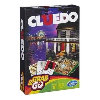 Настольная игра «Cluedo», дорожное издание, настольная игра, Интерактивная развлекательная доска для родителей и детей, игрушки для снятия стр
